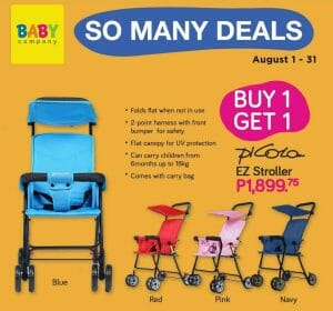 The SM Store - Buy 1, Get 1 Baby Company
