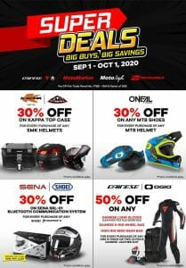 Motoworld - Up to 30% Off on Selected Items