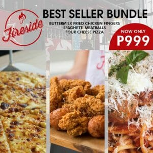 Fireside - Best Seller Bundle for ₱999
