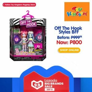 Toy Kingdom - 9.9 Lazada Big Brands Sale: Discounted Prices on Your Favorite Toys