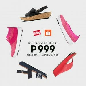 FitFlop - Get Featured Styles for ₱999