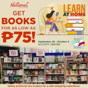 National Book Store - Get Books for As Low As ₱75
