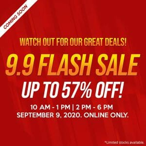 Landers Superstore - 9.9 Flash Sale: Up to 57% Off