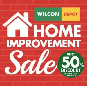 Wilcon Depot - Home Improvement Sale: Up to 50% Discount on Wide Range of Products