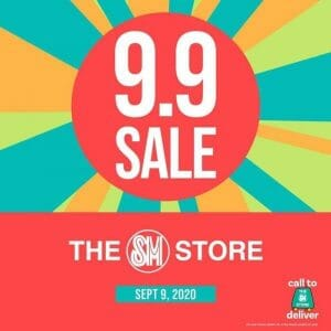 The SM Store - 9.9 Sale: Get an Extra 9% Off