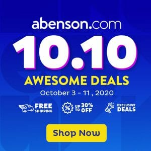 Abenson - 10.10 Sale: Amazing Deals on Appliance and Gadgets