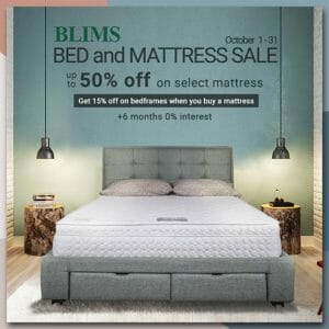 Blims Fine Furniture - Bed and Mattress Sale: Up to 50% Off on Selected Mattress