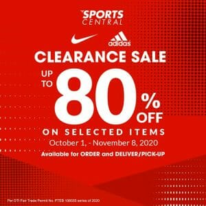 Sports Central - Just For Kicks Clearance Sale: Up to 80% Off From Your Favorite Brands