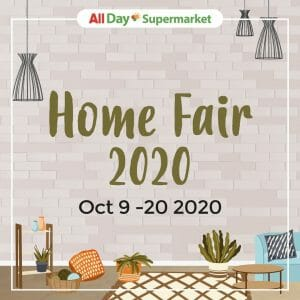 AllDay Supermarket - Home Fair 2020: Get Amazing Deals on Home Care and Sanitation Products