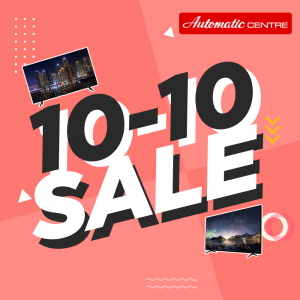 Automatic Centre - 10.10 Sale: Up to 30% Off on Selected Items