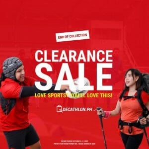 Decathlon - End of Collection Clearance Sale