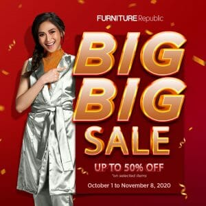 Furniture Republic - Up to 50% Off on Selected Items