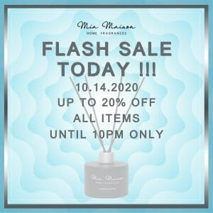 Mia Maison - Flash Sale: Up to 20% Off All Items