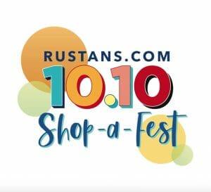 Rustan's - 10.10 Sale: Get Up to 50% Off