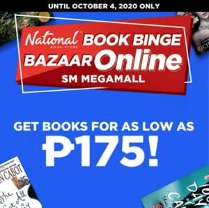 National Books Store - Book Binge Bazaar Online: Get Books for As Low As ₱175