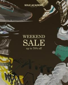 Sole Academy - Weekend Sale: Up to 70% Off