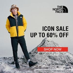 The North Face - Icon Sale: Up to 60% Off