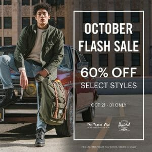The Travel Club - Get Up to 60% Off on Select Herschel Supply Styles