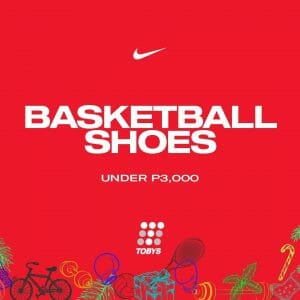 Toby's Sports - Basketball Shoes Under ₱3,000