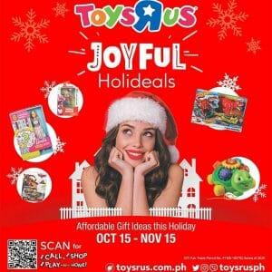 """Toys""""R""""Us - Joyful Holideals: Get Affordable Gift Bundles"""