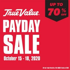 True Value Hardware - Payday Sale: Up to 70% Off