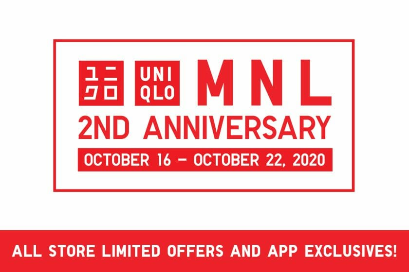 Uniqlo - All Store Limited Offers and App Exclusives