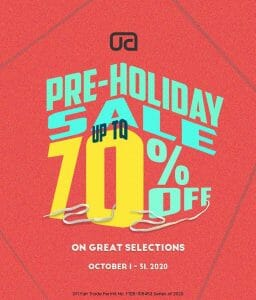 Urban Athletics - Pre-Holiday Sale: Up to 70% Off