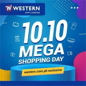 Western Appliances - 10.10 Sale: Mega Shopping Day