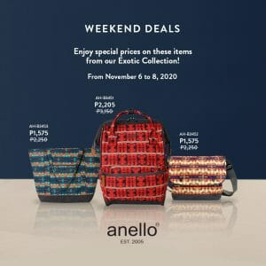 Anello - Weekend Deals: Special Prices on Exotic Collection Bags