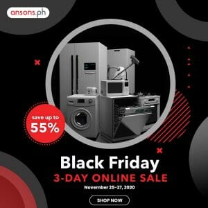 Anson's - Black Friday Sale: Get Up to 55% Off