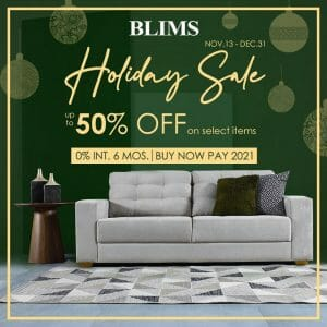 Blims Fine Furniture - Holiday Sale: Up to 50% Off on Select Items