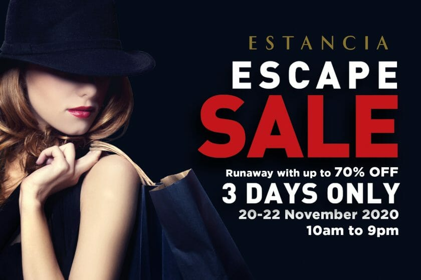 Estancia at Capital Commons - 3-Day Sale: Up to 70% Off