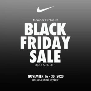 Nike Park - Black Friday Sale: Up to 50% Off