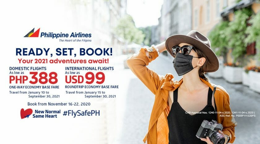 Philippine Airlines - Special Deals on Domestic and International Flights