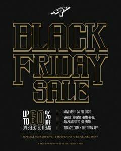 Titan Basketball Outlet - Black Friday Sale: Get Up to 60% Off