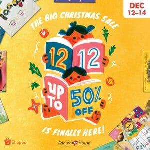 Adarna House - 12.12 Deal: Up to 50% Off via Shopee