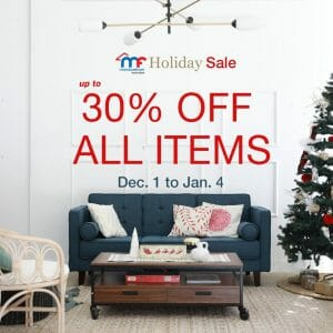 Mandaue Foam - Holiday Sale: Up to 30% Off All Items