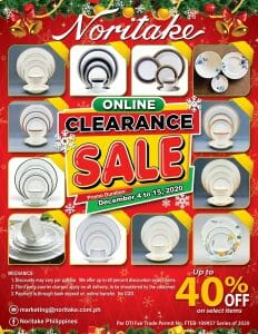 Noritake - Online Clearance Sale: Up to 40% Off