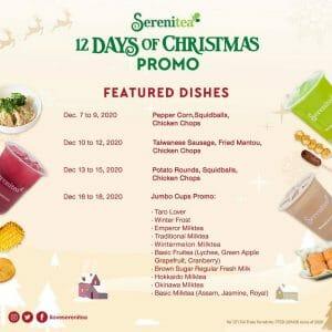 Serenitea - 12 Days of Christmas Promo