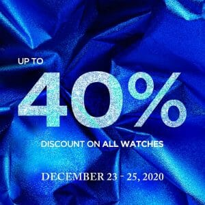 TechnoMarine - Get Up to 40% Discount on All Watches