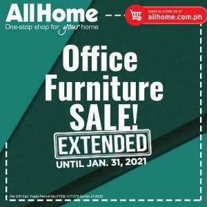 AllHome - Office Furniture Sale Extended: Up to 50% Off on Selected Items