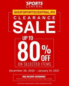 Sports Central - Clearance Sale: Up to 80% Off