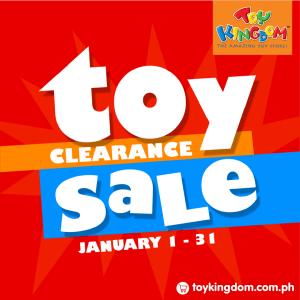 Toy Kingdom - Toy Clearance Sale