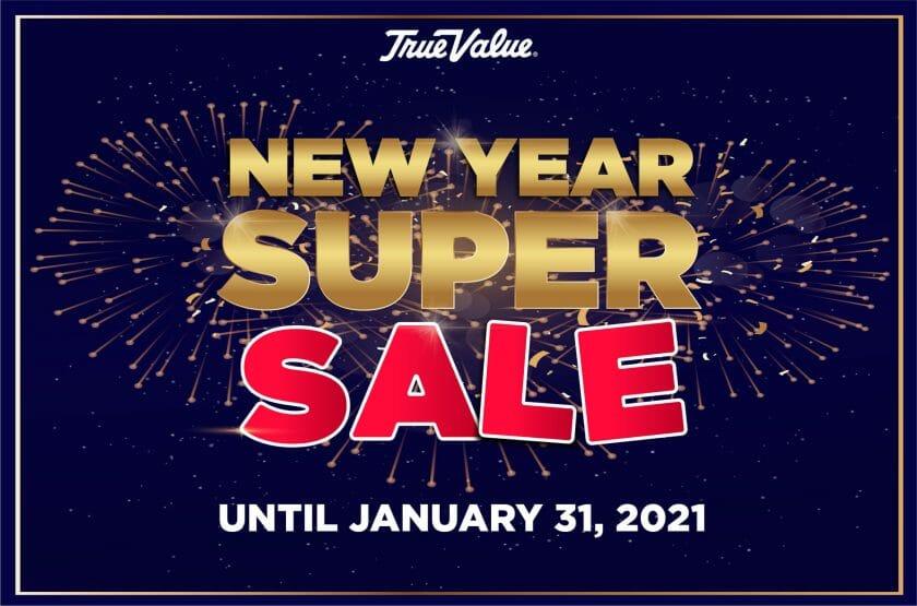 True Value Hardware - New Year Super Sale