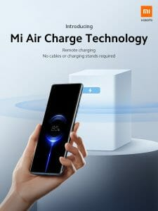 Xiaomi - Introducing Mi Air Charge Technology