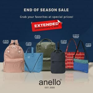 Anello - End of Season Sale Extended