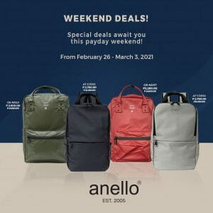 Anello - Weekend Deals: Get 20% Off on Selected Bags