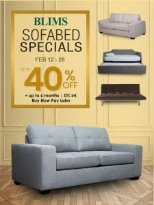 BLIMS Fine Furniture - Sofabed Specials: Up to 40% Off