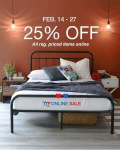 Mandaue Foam - Get 25% Off on Regular Priced Items Online
