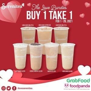 Serenitea - The Love Bundles: Buy 1 Take 1 Promo